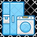 Appliances Household Electronics Icon