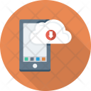 Application Cloud Download Icon