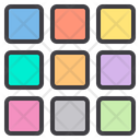 Application Menu Apps Icon