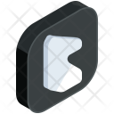 Application Strategy Isometric Icon