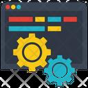Application Code Development Icon