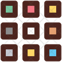 Application Apps Boxes Icon