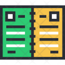 Application Form Curriculum Icon