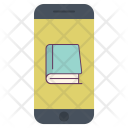 Library Book Device Icon