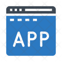 Webpage Window Internet Icon