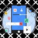 Application Development Application App Development Icon