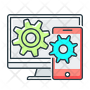 Application Development Application Development Icon