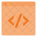 App Development Code Icon