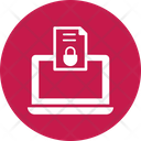 Application Encryption Icon