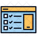 Application Learning Learning Education Icon