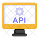 Application Program Interface Api Api Interface Icon