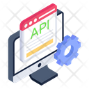 Api Application Programming Interface Api Management Icon