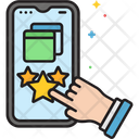 Application Rating Icon