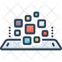 Applications Phone Icon Icon