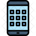 Network Communication Applications Icon
