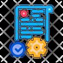 Applications Process Icon