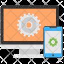 Applications Setting Adaptive Icon