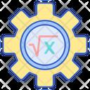 Applied Mathematics Maths Mathamatics Icon