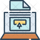 Apply Enforce Submit Icon