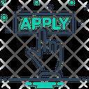 Apply Registration Online Icon