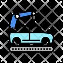 Apply Primer Car Icon