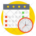 Calendar Appointment Meeting Icon