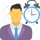 Time Management Schedule Icon