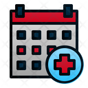Schedule Check Up Calendar Icon