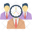 Appointment Interview Meeting Icon