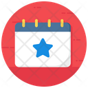 Event Calendar Appointment Schedule Icon