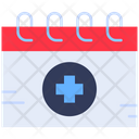 Appointment Healthcare Hospital Icon