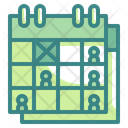 Appointment Schedule Calendar Icon