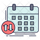 Schedule Classes Timetable Icon