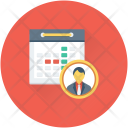 Appointment Schedule Deadline Icon