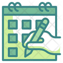 Appointment Booking Icon
