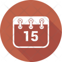 Appointment Calendar Date Icon