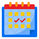 Appointment Date Select Date Correct Icon