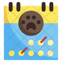 Appointment Pet Icon