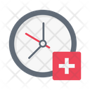 Time Appointment Clock Icon