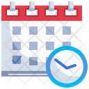 Appointment Time Time Calendar Icon