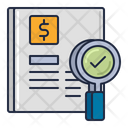Appraisal Evaluation Judge Icon