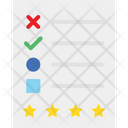 Appraisal Assessment Evaluation Icon