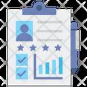 Appraisal Best Employee Assessment Icon
