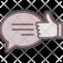 Appreciation Customer Rating Feedback Icon