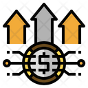Appreciation Economy Currency Exchange Icon