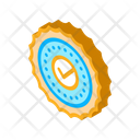 Case Approval Notary Icon