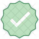 Approval Badge Icon