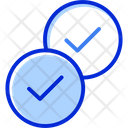 Approve Complete Tasks Icon