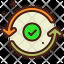 Approve Accept Check Icon