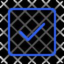 Approve Follow Verify Icon